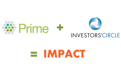 PRIME Coalition and Investors' Circle Announce Co-Investment in Solar Start-Up ConnectDER