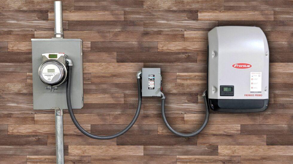 Smart ConnectDER installed